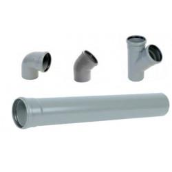 PVC, PP, KG cső és idom