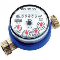 Vízmérő óra és vízóra-hollander